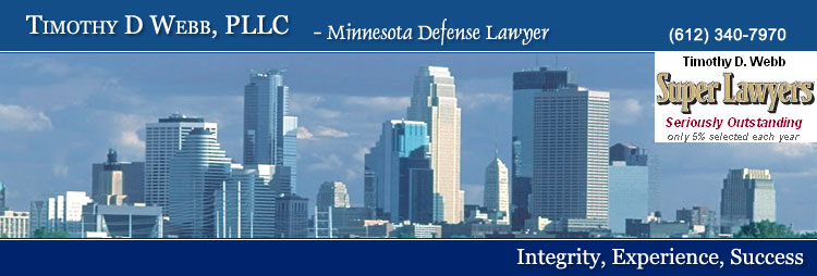 Criminal Defense Attorney Minneapolis